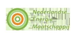 logo Nederlandsche Energie Maatschappij